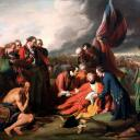Death of General Wolfe - Benjamin West (1770)
