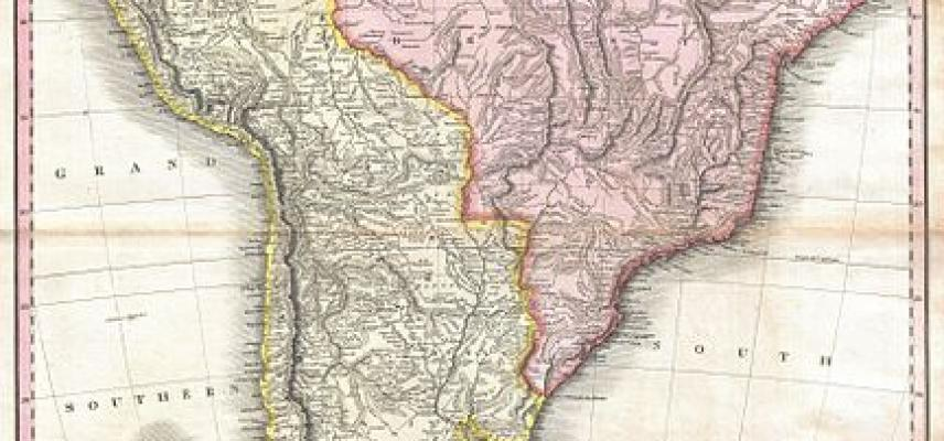 432px 1818 pinkerton map of south america  geographicus  southamerica pinkerton 1818